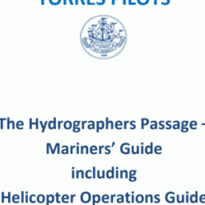 Hydrographers Passage Information Guide