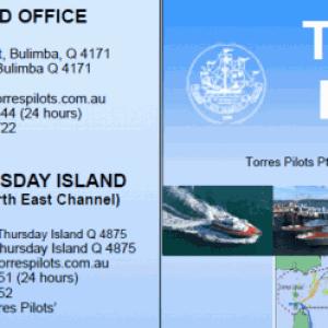 Torres Pilots Brochure for Masters